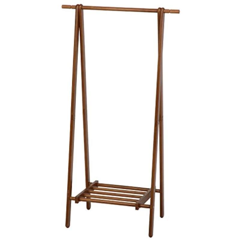 不二貿易(Fujiboeki),木製ハンガーラック,12966