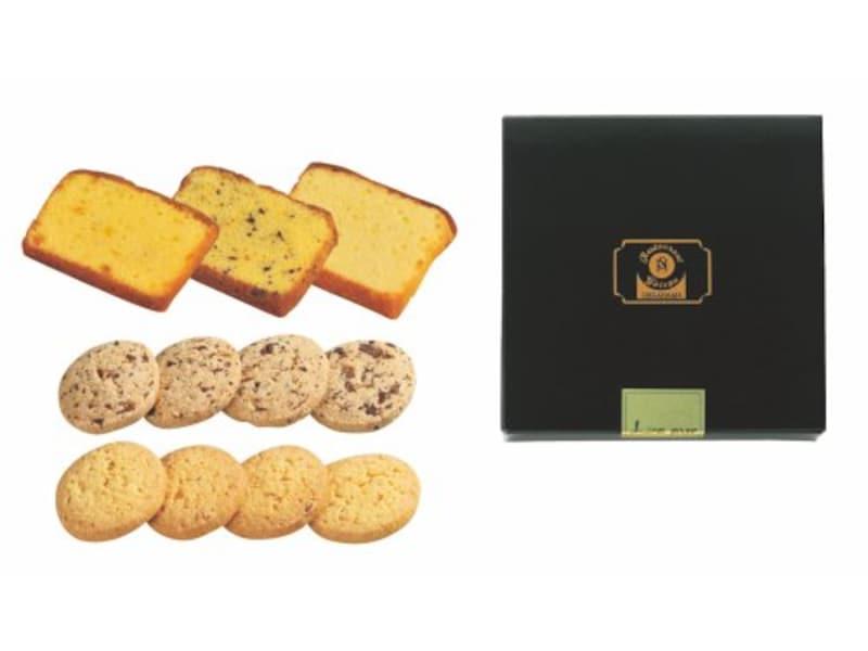 SHIRAHAMA(シラハマ),パウンドケーキ3種 クッキー2種 セット品