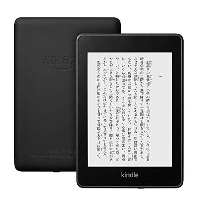 Amazon(アマゾン),Kindle Paperwhite + Kindle Unlimited