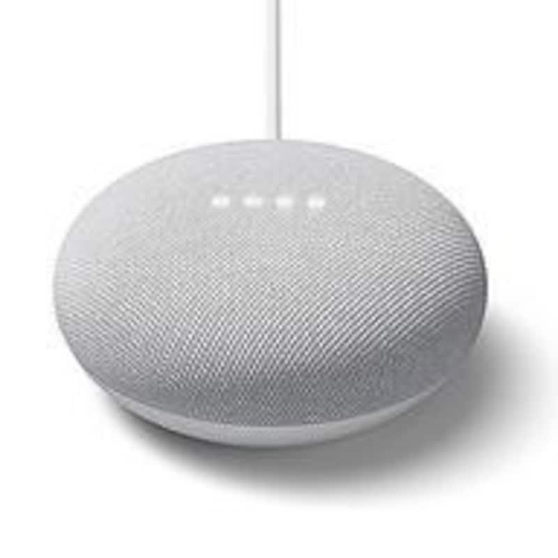 Google(グーグル),GOOGLE NEST MINI CHALK