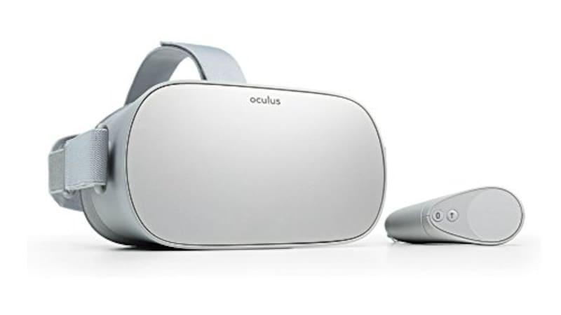 Oculus(オキュラス),単体型VRヘッドセット