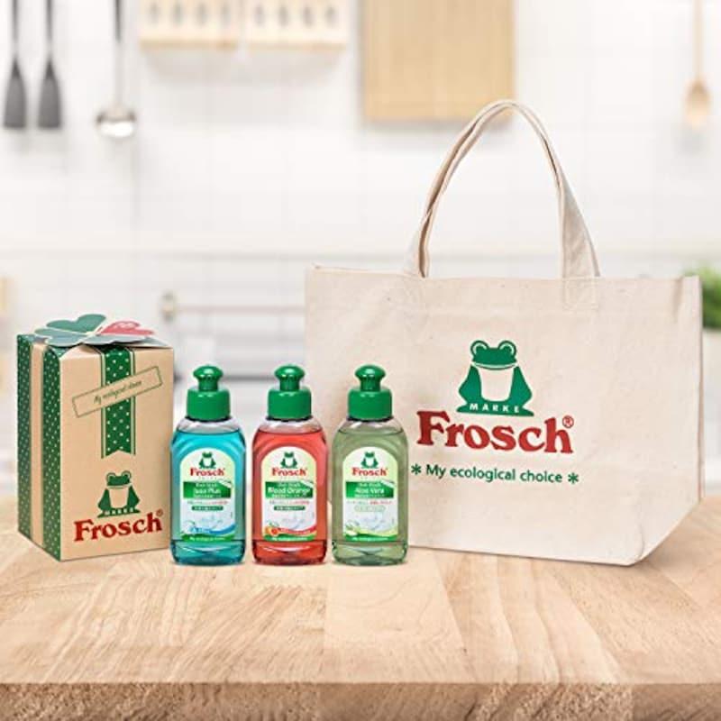 フロッシュ,食器用洗剤 ミニトートギフト