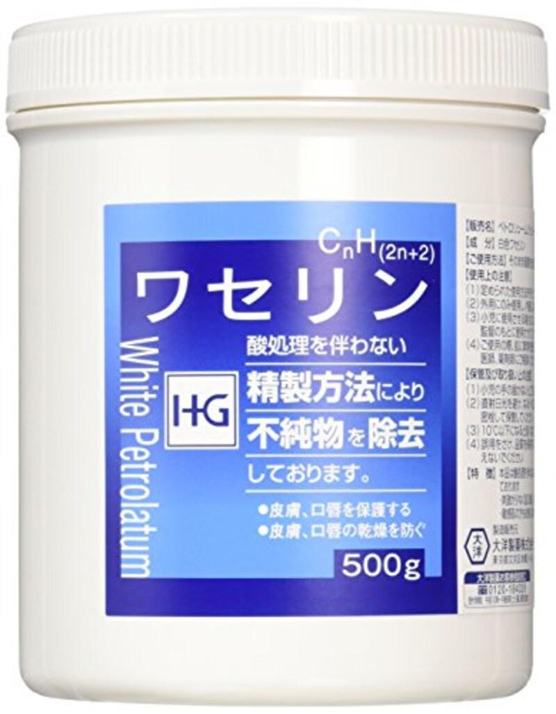大洋製薬,皮膚保護ワセリンHG徳用500g