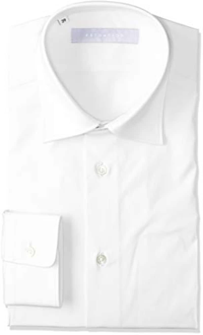 ESTNATION(エストネーション),ストレッチブロードドレスシャツ