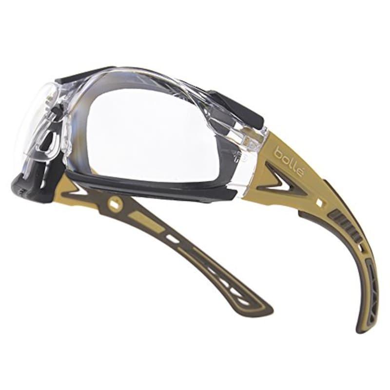 ボレーセーフティ(Bolle Safety),ラッシュプラス ガスケット&ストラップ&ソフトケースセット,HA-1