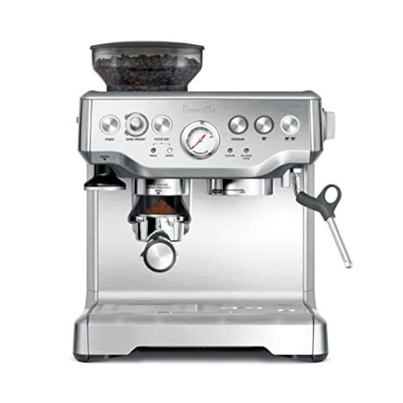 Breville(ブレヴィル),ザ・バリスタ・エクスプレス コーヒーマシン L,BES870XL