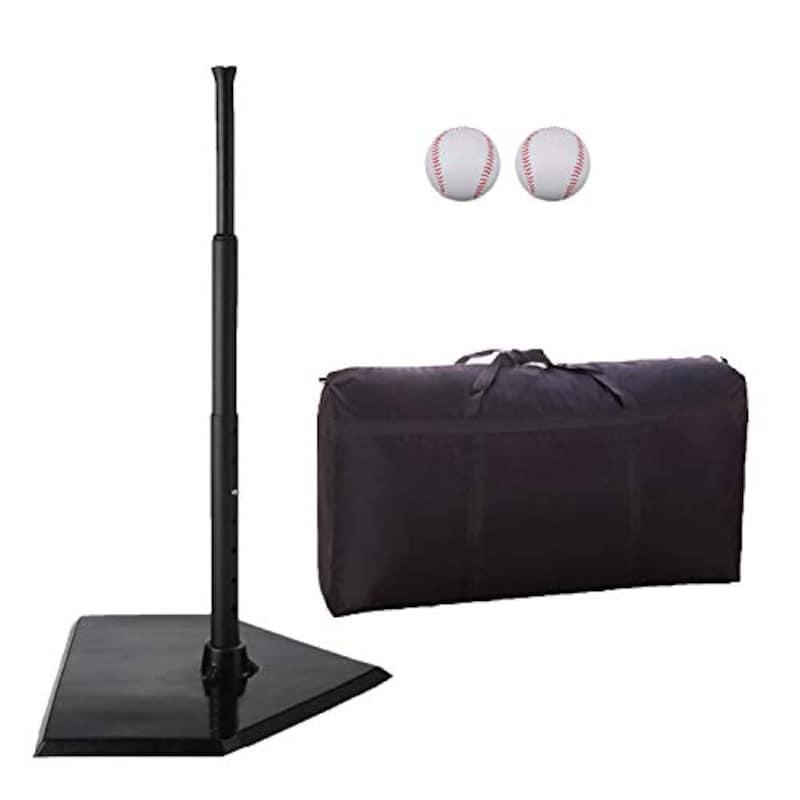 ABINECS,野球バッティング練習用具セット