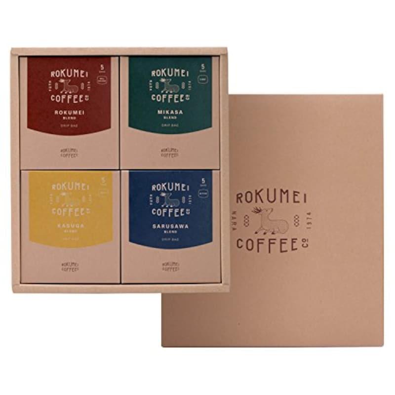 ROKUMEI COFFEE CO.(ロクメイコーヒー),コーヒーギフト COTONARA