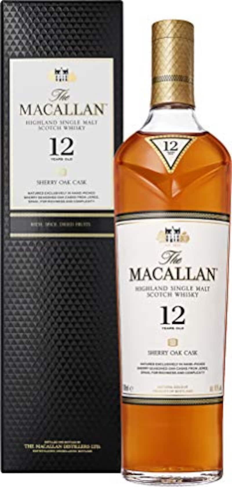 MACALLAN(マッカラン),シングルモルト ウイスキー ザ マッカラン 12年