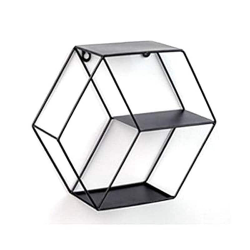 jaruite,六角形ディスプレイラック