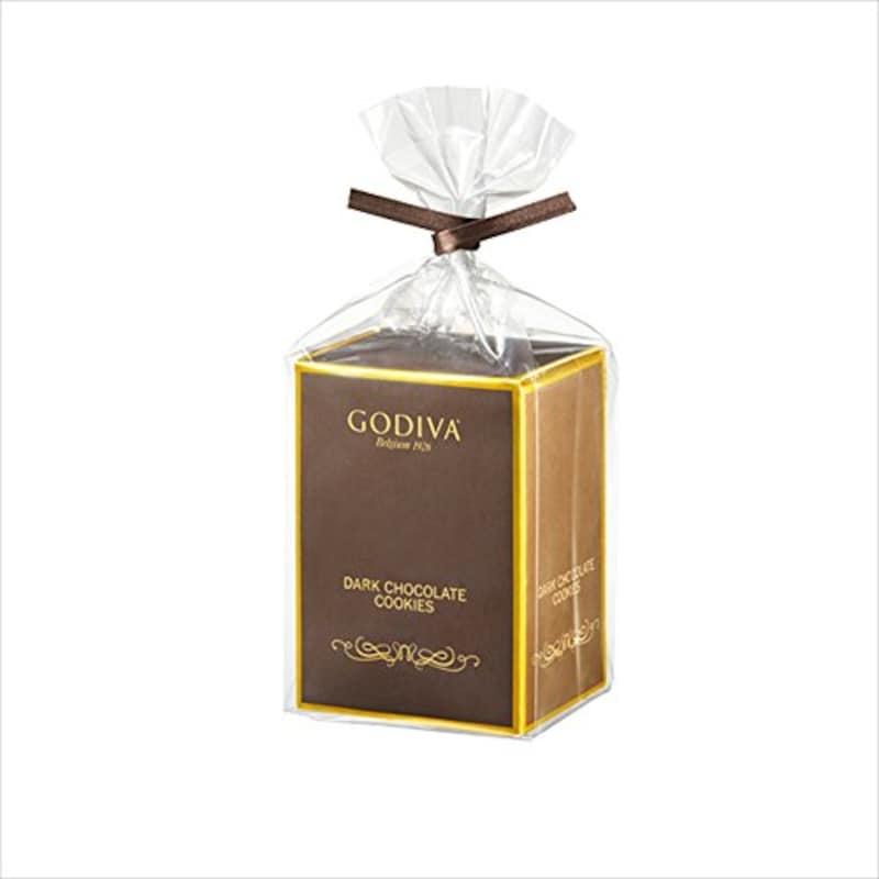 ゴディバ(GODIVA),ダークチョコレートクッキー 5枚入
