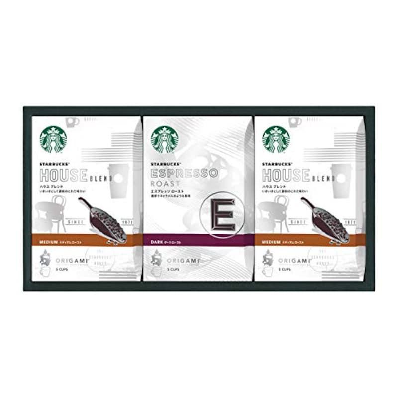 Starbucks(スターバックス),オリガミ パーソナルドリップコーヒーギフト,SB-20S