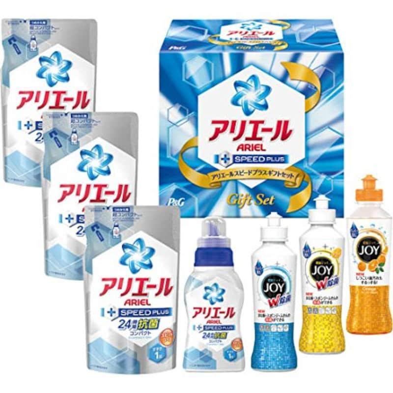 P&G(ピーアンドジー),【ギフトセット】 アリエール 洗濯洗剤 液体 スピードプラス ,PGCV-30V