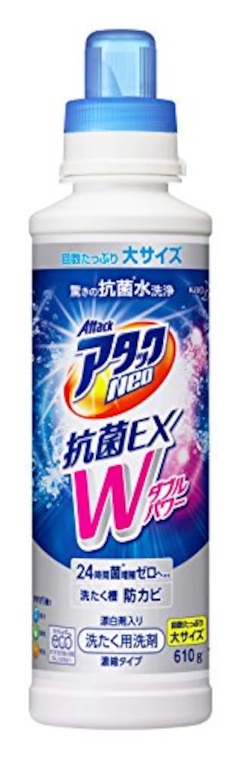 花王,アタックNeo 抗菌EX Wパワー