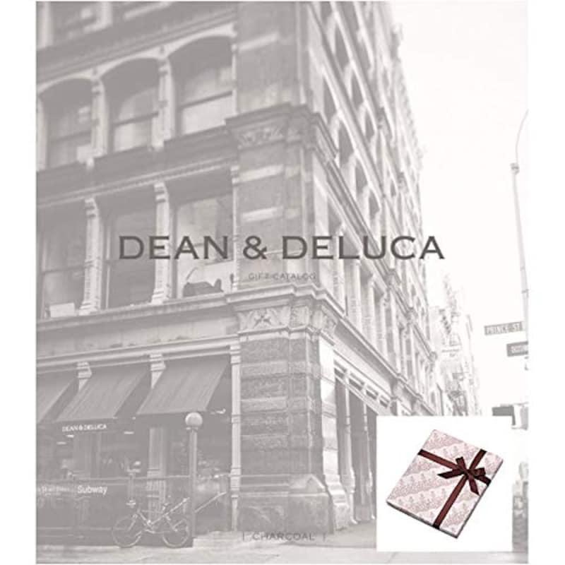 DEAN&DELUCA(ディーン&デルーカ),ギフトカタログ チャコールコース 3,800円 リボン包装済み