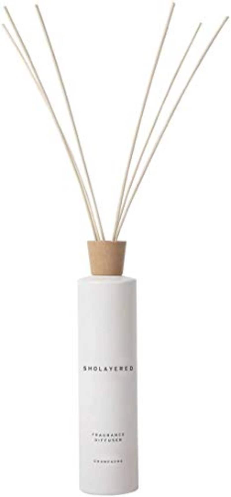 LAYERED FRAGRANCE,ROOM DIFFUSER CHAMPAGNE 500ml