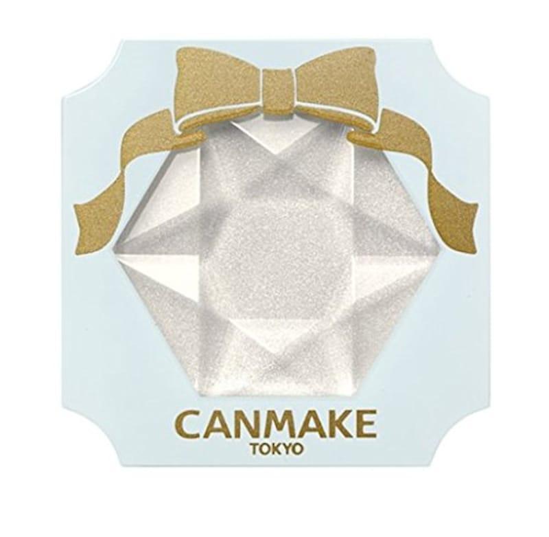 キャンメイク(CANMAKE),クリームハイライター03 ルミナススノウ