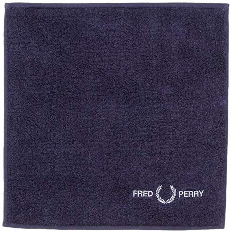 FRED PERRY(フレッドペリー),ハンカチ PILE HANDKERCHIEF