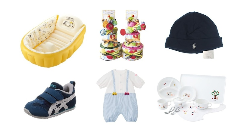 男の子の出産祝いおすすめランキング35選|おしゃれな洋服や人気ブランドを紹介!