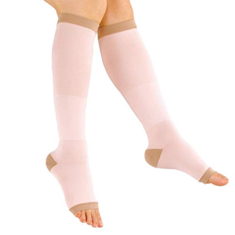 オオサキメディカル,dacco マタニティ靴下 ピンク