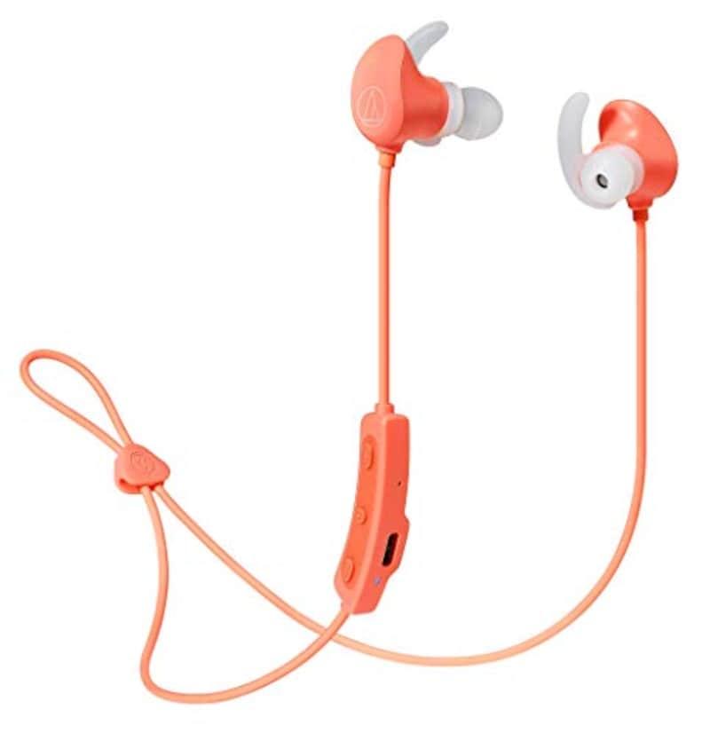 Audio-Technica(オーディオテクニカ),ワイヤレスヘッドフォン ATH-SPORT60BT PK,ATH-SPORT60BT PKATH-SPORT60BT PK