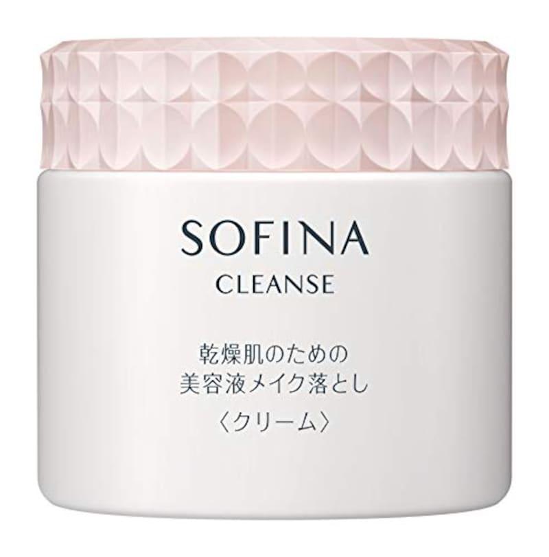 ソフィーナ,乾燥肌のための美容液メイク落とし