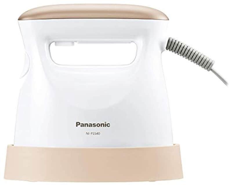 パナソニック(Panasonic),パワフル&ワイドスチームアイロン ピンクゴールド,NI-FS540-PN