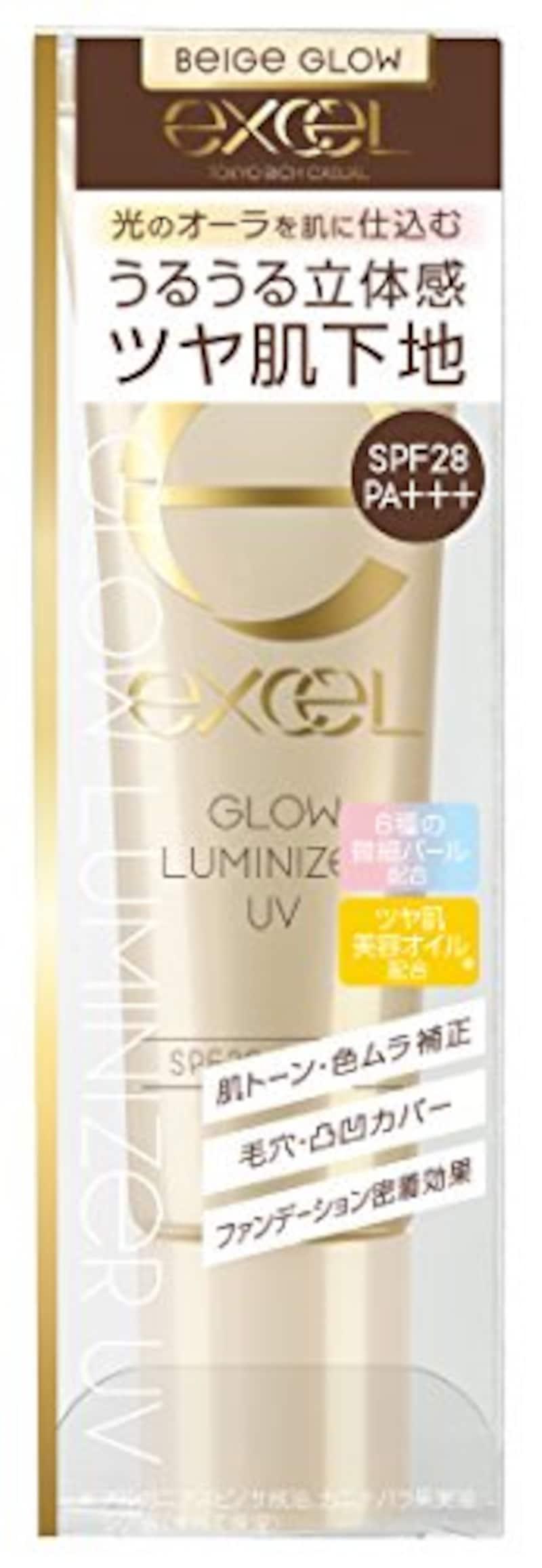 エクセル(excel),グロウルミナイザー UV
