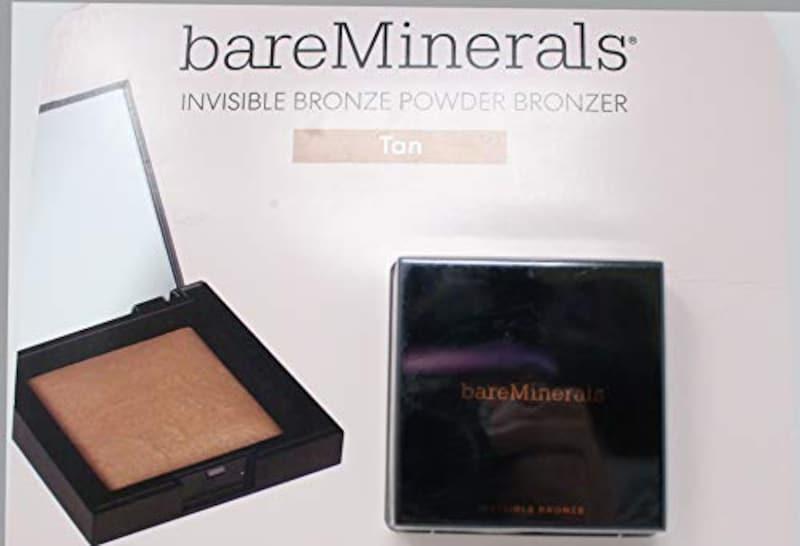 ベアミネラル,Invisible Bronze Powder Bronzer