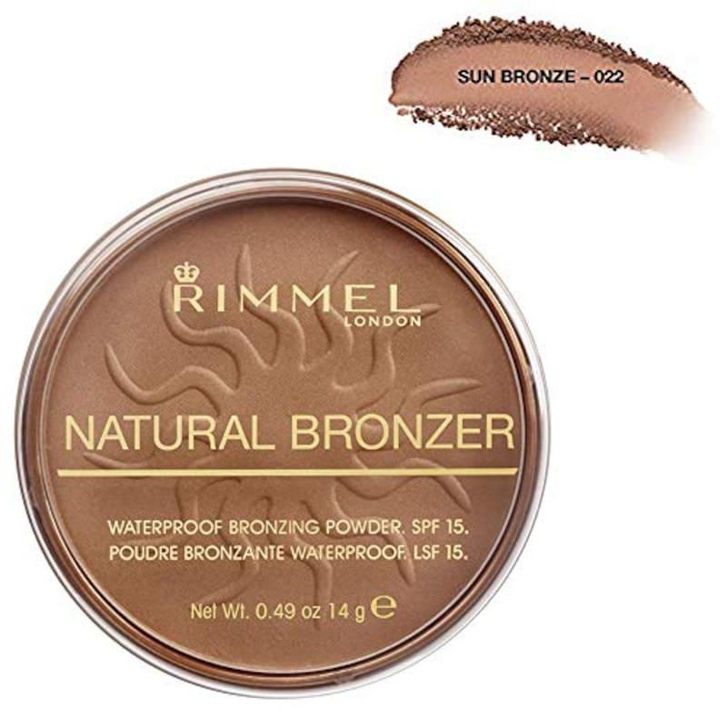 Rimmel(リンメル),ナチュラルブロンザー,Pavilion ZD8185EA