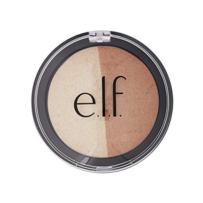 e.l.f,Cosmetics, Baked Highlighter & Bronzer,83372