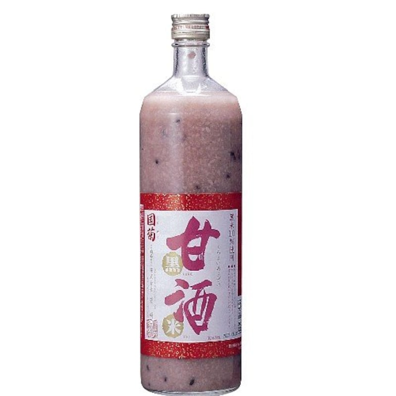 篠崎,国菊 黒米甘酒