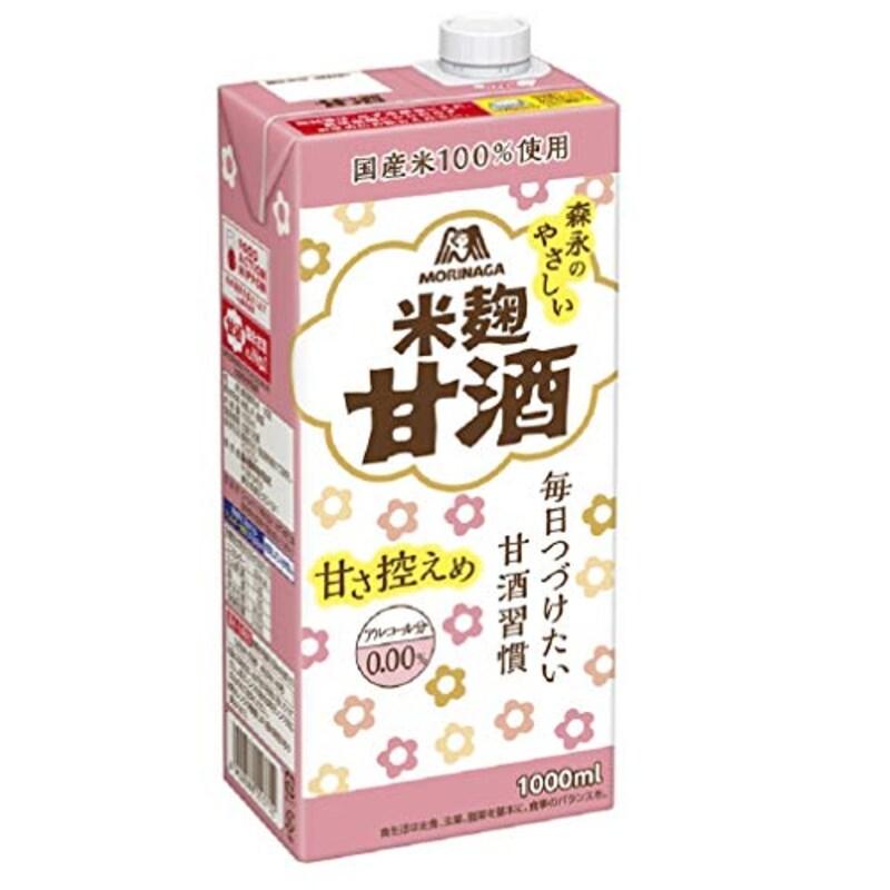 森永製菓,森永のやさしい米麹甘酒