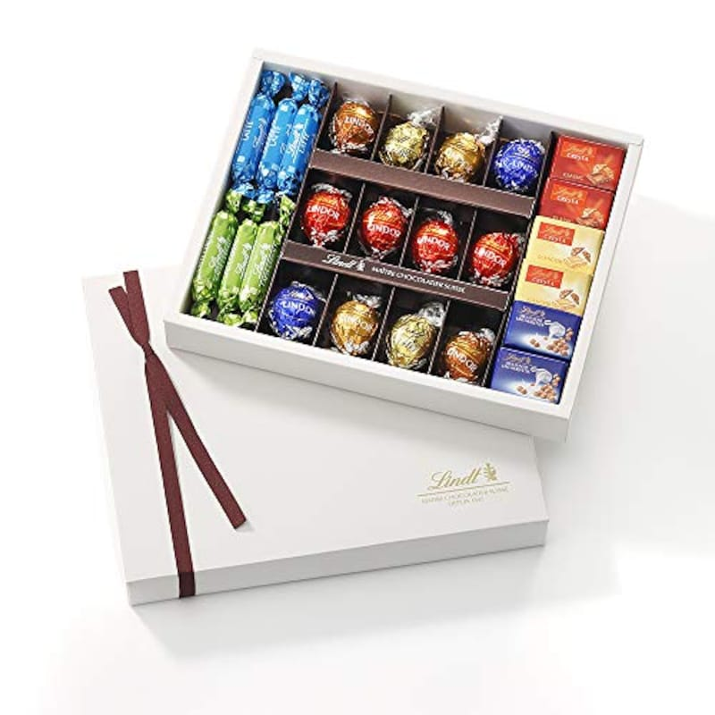 Lindt(リンツ),チョコレートお中元ギフトピック&ミックスギフトコレクション
