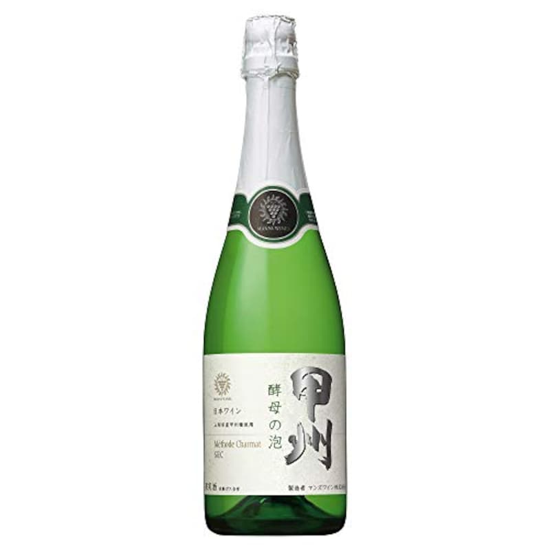 MANNS WINES(マンズワイン),酵母の泡 甲州