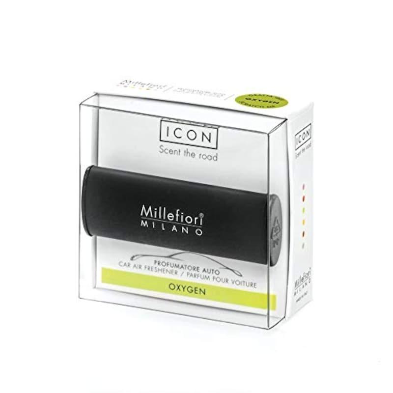 ミッレフィオーリ,カーエアフレッシュナー ICON CLASSIC,16CAR-A-BK