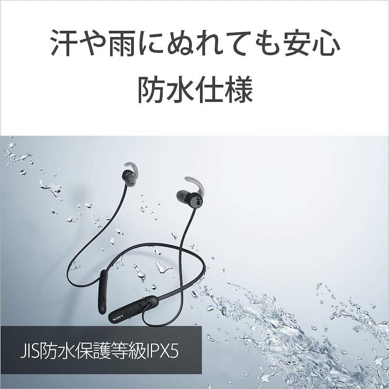 SONY(ソニー),ワイヤレスステレオヘッドセット,WI-SP510