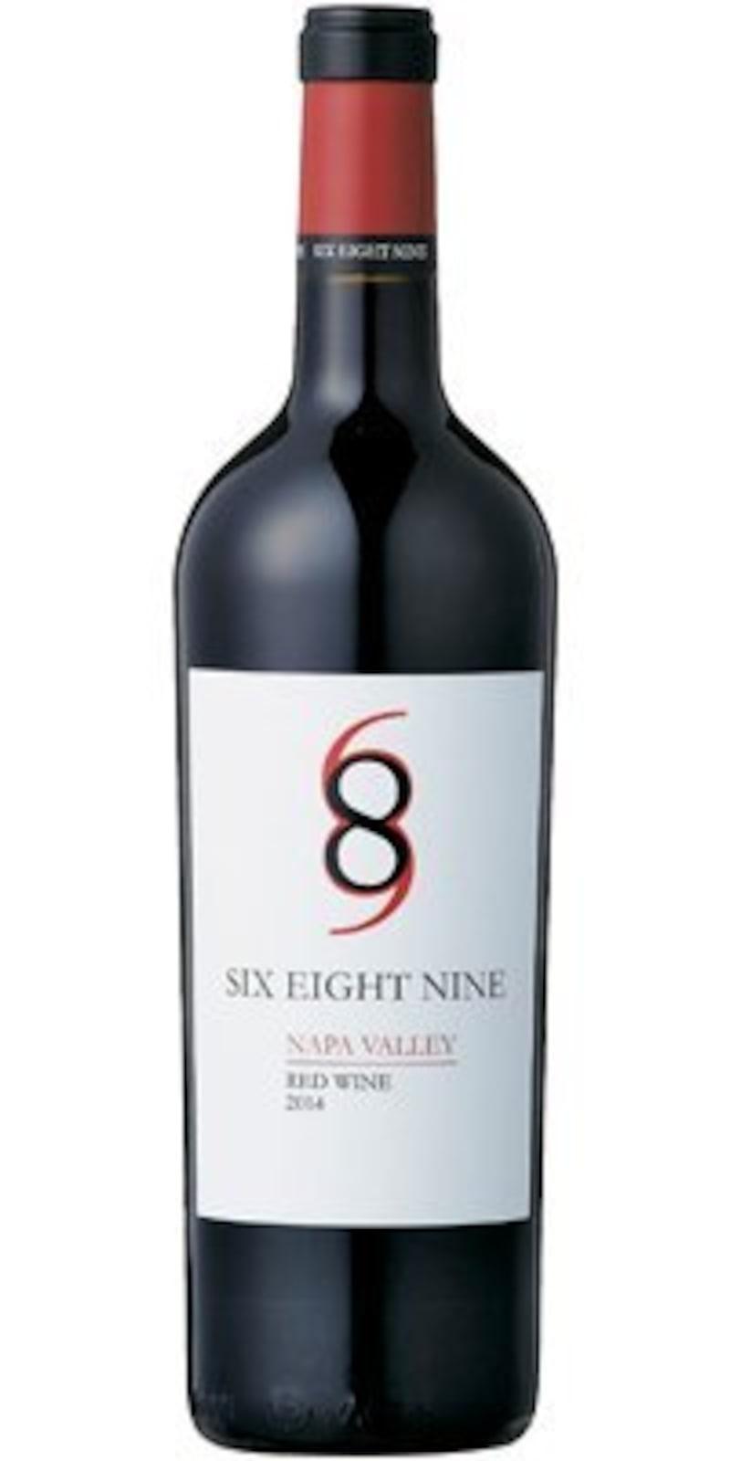 SIX EIGHT NINE(シックス エイト ナイン),ナパ・ヴァレー レッド