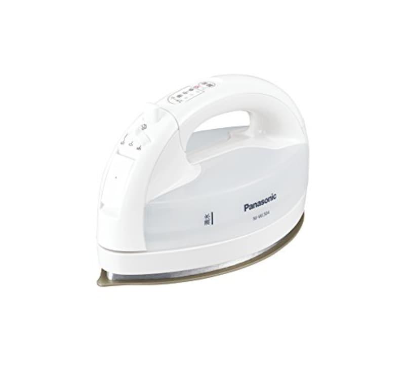 Panasonic(パナソニック),コードレススチームアイロン,NI-WL504-W(ni-wl504-w)
