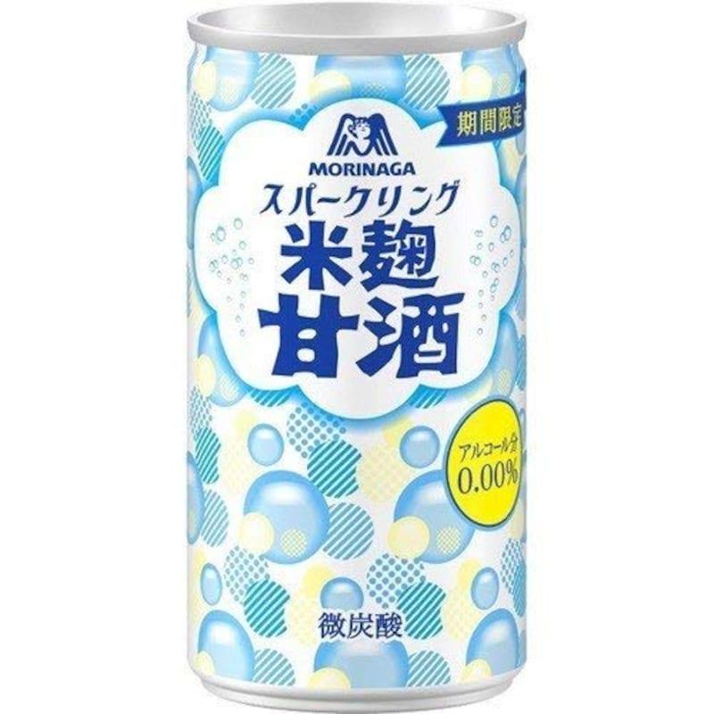 森永,スパークリング 米麹甘酒