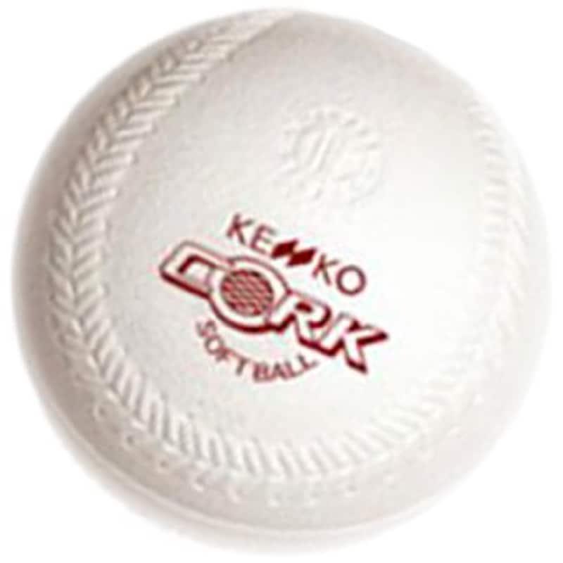 ナガセケンコー, 新ケンコーソフトボール1号 コルク芯 1箱(6個)