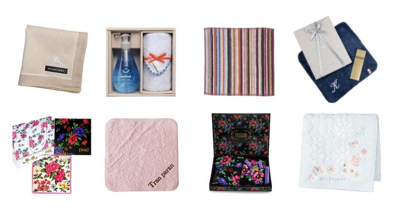 ハンカチのプレゼント41選|男性と女性に人気のブランドを紹介!贈るときの意味や選び方も解説