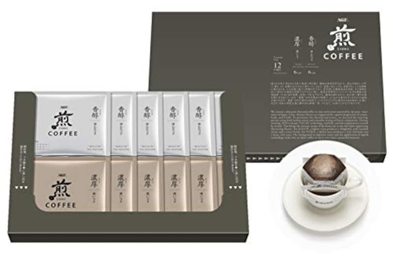 AGF,煎 レギュラーコーヒー プレミアムドリップ アソート12袋