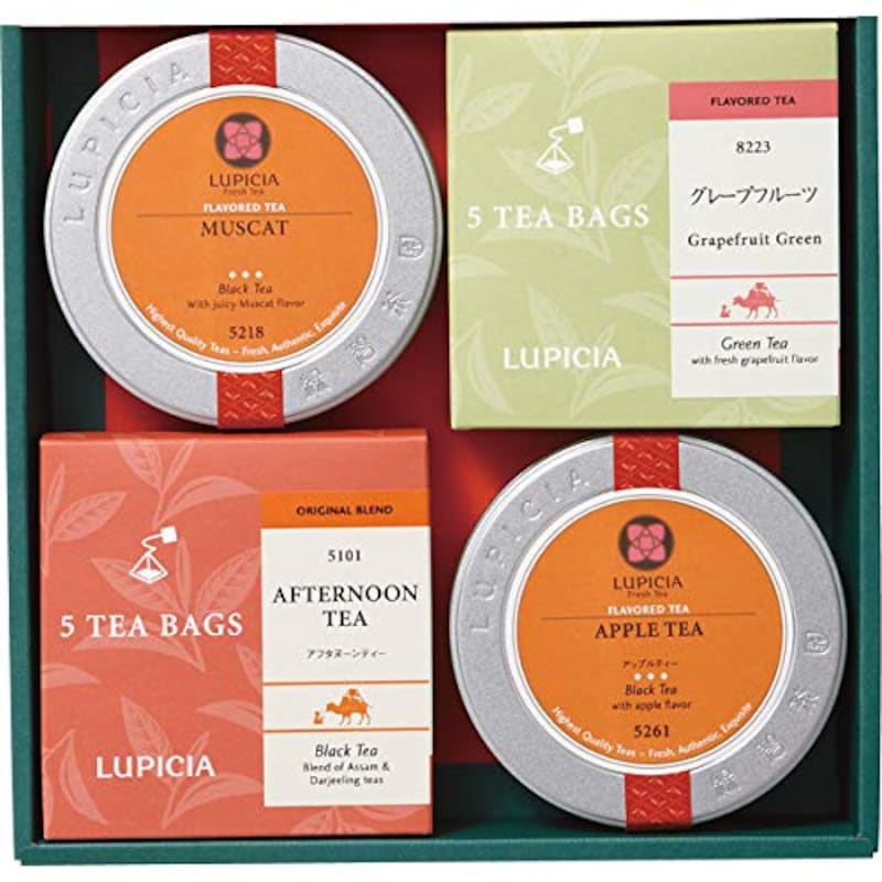 LUPICIA(ルピシア),お茶のバラエティセットB