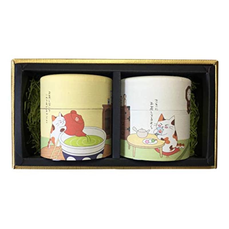 みのり園,茶葉 詰め合わせ 深蒸し茶 みたらしちゃん