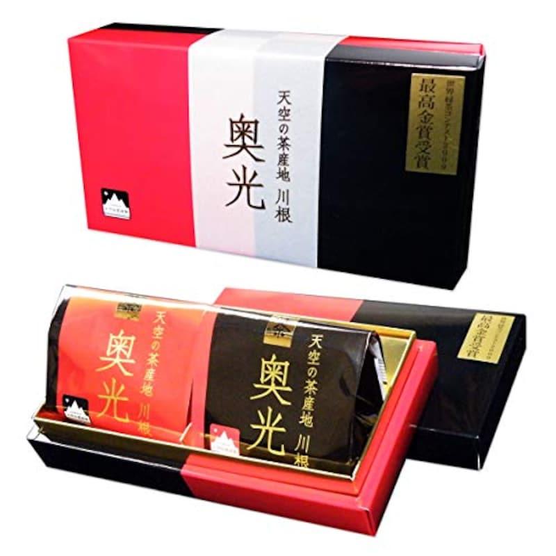 みのり園,奥光 世界緑茶コンテスト最高金賞受賞茶