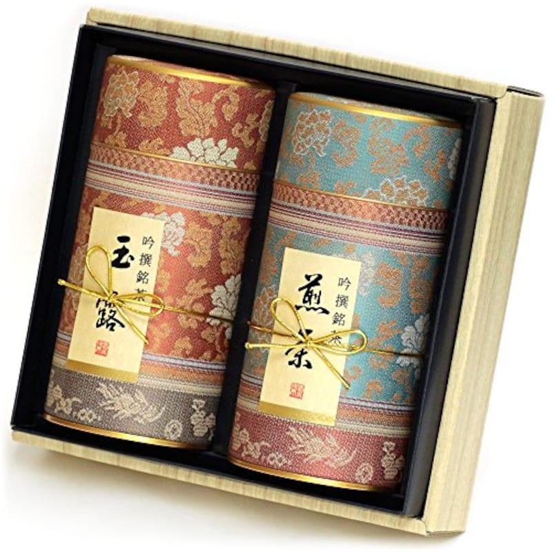 京都利休園,玉露・煎茶詰合せ,MG-302
