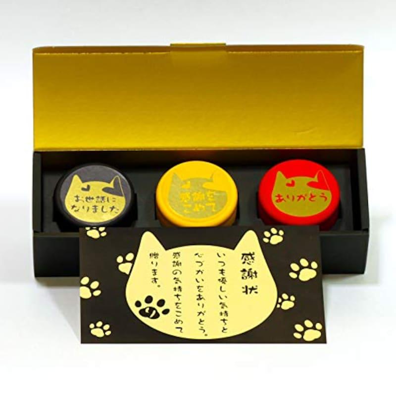 京都利休園,お茶のねこ缶セット,item-luckycat