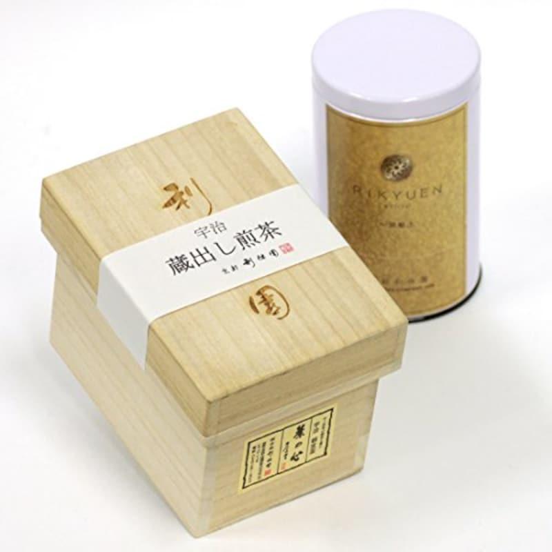 京都利休園,蔵出し宇治煎茶,KS-01