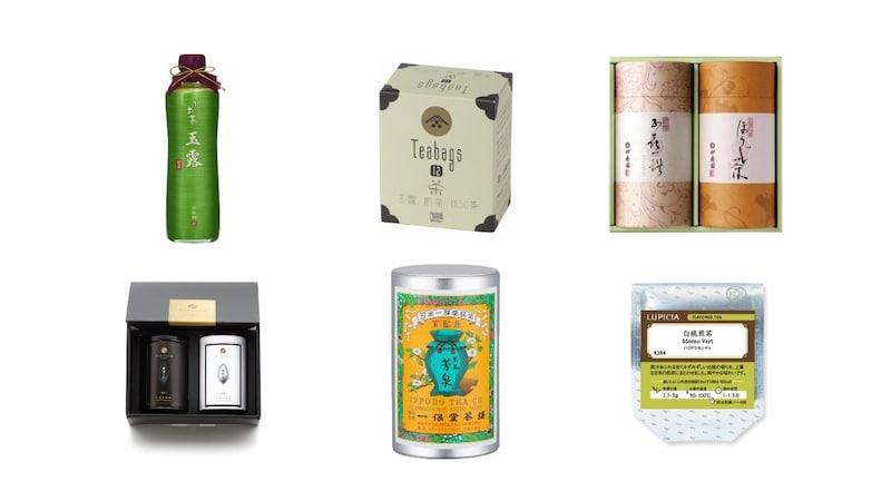 お茶ギフトの人気ランキング20選|おしゃれな日本茶の詰め合わせセットも紹介!